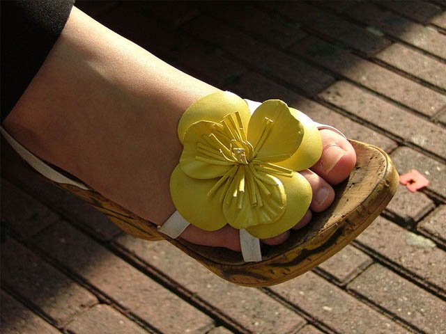 Zapatos Peruanos